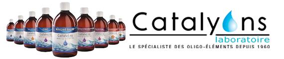 Catalyons, le spécialiste des oligo-éléments depuis 1960