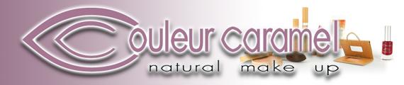 Couleur Caramel, cosmétique bio et maquillage naturel
