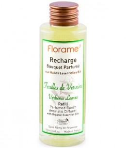 Florame - Recharge Bouquet parfumé Feuilles de Verveine - 100 ml