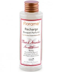 Florame - Recharge Bouquet parfumé Fleur d'Amandier - 100 ml