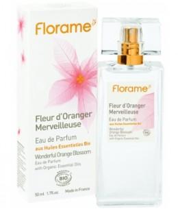 Florame - Eau de Parfum Fleur d'Oranger Merveilleuse - 50 ml