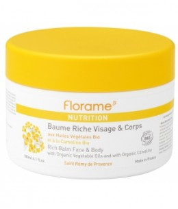 Florame - Baume riche visage et corps - 180 ml
