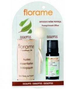 Florame - Diffuseur d'arôme provençal + HE de Verveine Yunnan - 10 ml