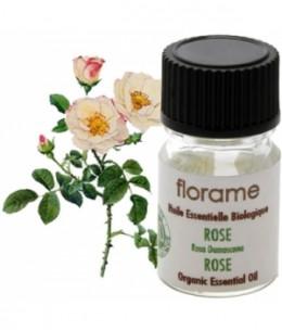 Florame - Huile Essentielle bio Rose de Damas - 1 ml