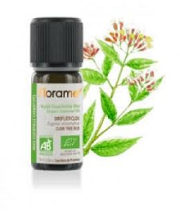 Florame - Huile essentielle bio Giroflier (clou) - 10 ml
