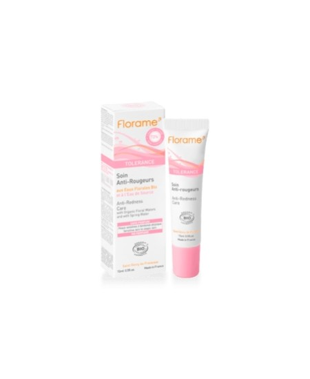 Florame - Tolérance Soin Anti rougeurs - 15 ml