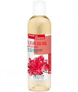 Cosmo Naturel - Bain douche Fleur du Nil Géranium - 250 ml