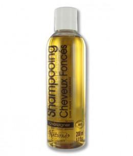 Naturado - Shampoing cheveux foncés - 200 ml