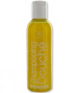 Naturado - Shampooing Douche Plaisir Abricot format weekend - 100 ml