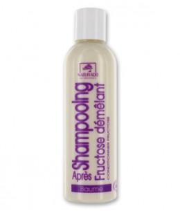 Naturado - Après shampoing fructose démêlant Jojoba Karité - 200 ml