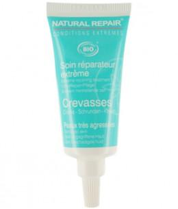 Natural Repair - Soin Réparateur extrême crevasses pieds et mains - 15 ml