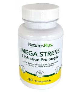 Nature's Plus - Mega Stress - 30 comprimés