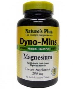 Nature's Plus - Dyno Mins Magnésium - 90 Comprimés