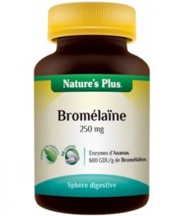 Nature's Plus - Bromélaïne - 90 comprimés