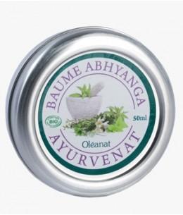 Oleanat - Baume de massage Ayurvédique ABHYANGA aux 18 plantes - 100 ml