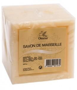 Oleanat - Savon de Marseille beige naturel - 25 gr