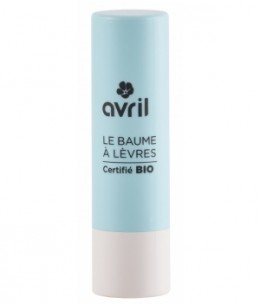 Avril - Baume à lèvres Bio Beurre de karité et Huile de Macadamia - 4,8g