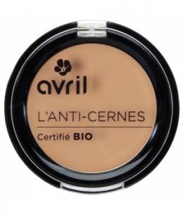 Avril - Correcteur anti-cernes bio doré - 2,5 g