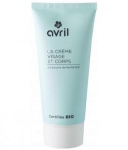 Avril - Crème visage et corps karité aloe vera bio - 200 ml