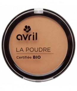 Avril - Poudre bronzante ambrée bio - 10 gr
