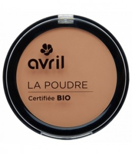 Avril - Poudre compacte Abricot - 10 gr