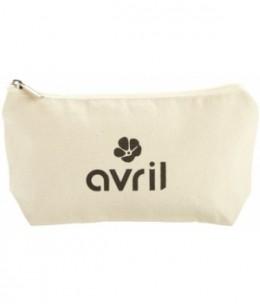 Avril - Trousse coton bio petit