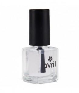 Avril - Vernis à ongles 2 en 1 base + top coat - Flacon 7 ml