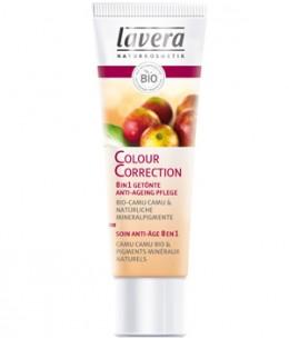 Lavera - CC cream Colour Soin antiâge 8 en 1 teinté - 30 ml