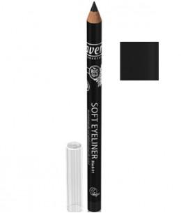 Lavera - Crayon à paupières Noir 01 - 1 gr