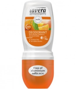 Lavera - Déodorant Roll on Orange Argousier - 50 ml
