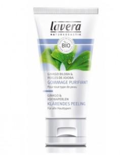 Lavera - Gommage purifiant doux visage - 50 ml
