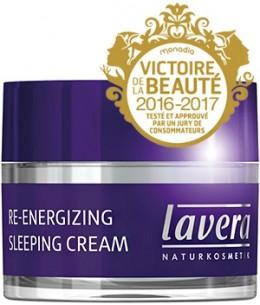 Lavera - Crème de Nuit Réénergisante 5 en 1 - 50 ml