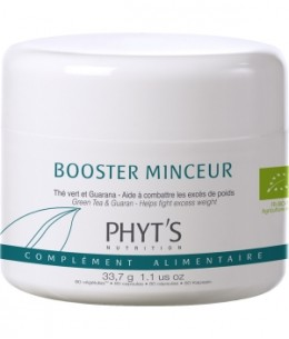 Phyts - Booster minceur bio 80 Végélules - 40 gr