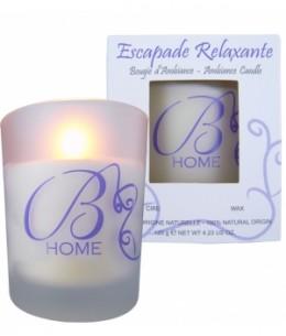 Phyts - Bougie d'ambiance Escapade relaxante Lavande Bionatural - 120 gr