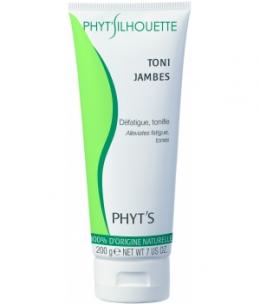 Phyts - Toni jambes Crème décongestionnante - 200 gr