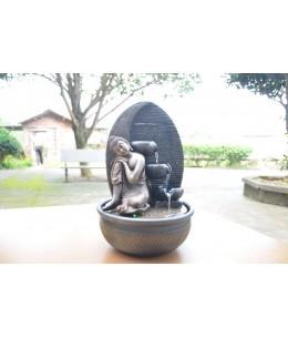 Zen'Arôme -   Fontaine Bouddha Grace