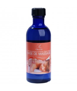Oleanat - Base de massage Huiles de Sésame et Noyaux d'Abricot - 100 ml