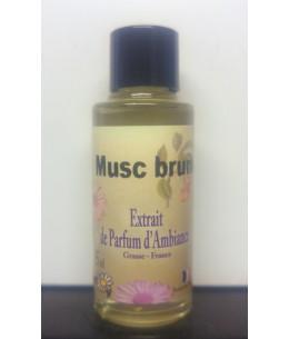 Zen'Arôme - Extrait de parfum d'Ambiance - Musc Brun - 15 Ml