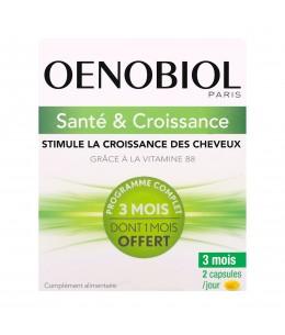 Oenobiol - Santé et Croissance - 180 Capsules