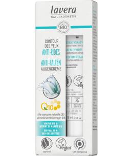 Lavera - Contour des Yeux Bio à la Coenzyme Q10 Basis Sensitiv - 15 ml