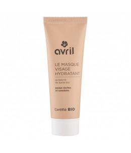 Avril - Masque visage hydratant peaux sèches et sensibles - 50 ml