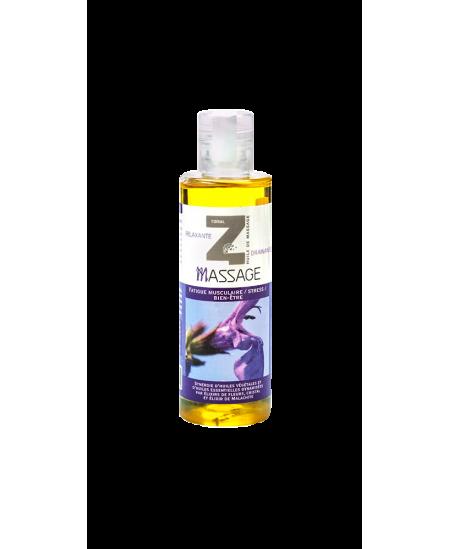 Mint-e Health Laboratories - Z Massage huile de massage - 100 ml