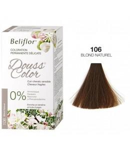 Beliflor - Coloration DoussColor Blond naturel n°106 - 131 ml