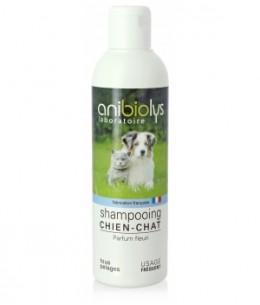 Anibiolys - Shampooing Chien Chat Parfum Fleuri - 250 ml