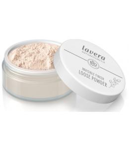 Lavera - Poudre minérale transparente bio - 8 gr