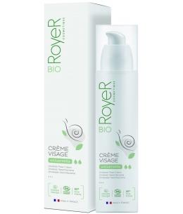Royer - Crème visage à la bave d'escargot bio fraîche - 50 ml