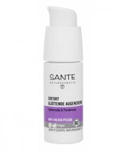Sante - Crème contour yeux lissante complexe thé vert et cresson - 15 ml