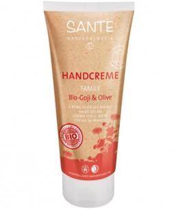 Sante - Crème mains Goji et Olive - 100 ml