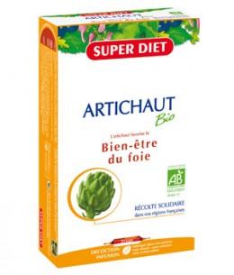 Super Diet - Artichaut Bio - 20 ampoules