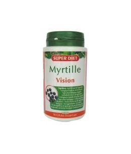 Super Diet - Myrtille - 90 gélules marines